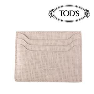 TOD'S カードケース PORTACARTEDICREDITO white 17791WH【A17792】 トッズ|utsubostock