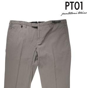 【54】 PT01 ピーティー ゼロウーノ パンツ SR18 メンズ 春夏 シアサッカー グレー 灰色 並行輸入品 ズボン 大きいサイズ|utsubostock