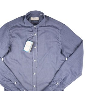 【45】 dickson ディクソン 長袖シャツ メンズ ブルー 青 並行輸入品 カジュアルシャツ 大きいサイズ|utsubostock