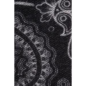 【52】 ROSI COLLECTION ロージコレクション ジレ メンズ 秋冬 ペイズリー ネイビー 紺 並行輸入品 ベスト 大きいサイズ utsubostock 08