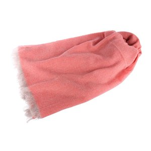 ROSI COLLECTION ストール メンズ 秋冬 ピンク カシミヤ100% ロージコレクション 並行輸入品|utsubostock|03