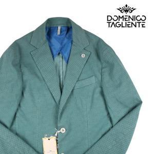 【48】 Domenico Tagliente ドメニコ・タリエンテ ジャケット メンズ 春夏 グリーン 緑 並行輸入品 アウター トップス|utsubostock