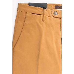 【40】 B SETTECENTO ビーセッテチェント コットンパンツ メンズ イエロー 黄 並行輸入品 ズボン 大きいサイズ|utsubostock|03
