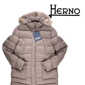 【48】 HERNO ヘルノ ダウンジャケット PI003ULE メンズ 秋冬 グレー 灰色 並行輸入品 アウター トップス|utsubostock