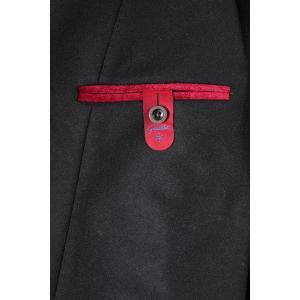 【48】 GIACCHE ジャッケ コート メンズ 秋冬 ブラック 黒 並行輸入品 アウター トップス|utsubostock|11