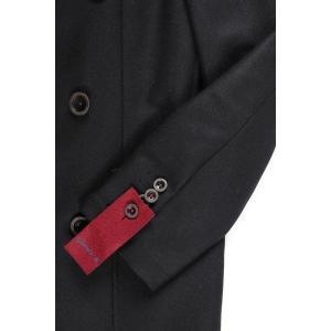 【48】 GIACCHE ジャッケ コート メンズ 秋冬 ブラック 黒 並行輸入品 アウター トップス|utsubostock|04
