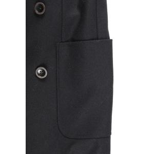 【48】 GIACCHE ジャッケ コート メンズ 秋冬 ブラック 黒 並行輸入品 アウター トップス|utsubostock|05