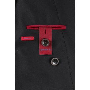 【48】 GIACCHE ジャッケ コート メンズ 秋冬 ブラック 黒 並行輸入品 アウター トップス|utsubostock|10