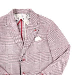 【50】 FAG ファグ ジャケット メンズ 秋冬 チェック ホワイト 白 並行輸入品 アウター トップス utsubostock