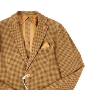 【50】 FAG ファグ ジャケット メンズ 秋冬 千鳥 イエロー 黄 並行輸入品 アウター トップス|utsubostock