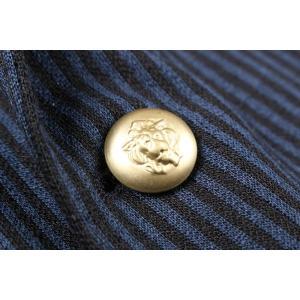 【52】 JOHN SHEEP ジョン・シープ ジャケット メンズ 秋冬 ストライプ ブルー 青 並行輸入品 アウター トップス 大きいサイズ utsubostock 07