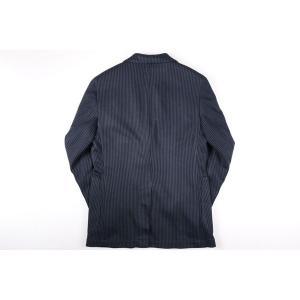 【52】 JOHN SHEEP ジョン・シープ ジャケット メンズ 秋冬 ストライプ ブルー 青 並行輸入品 アウター トップス 大きいサイズ utsubostock 09