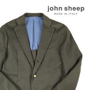 【46】 JOHN SHEEP ジョン・シープ ジャケット メンズ カーキ 並行輸入品 アウター トップス|utsubostock
