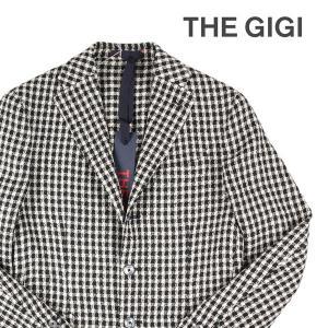 【46】 THE GIGI ザ ジジ ジャケット BEGASD099 メンズ 春夏 シルク混 ホワイト 白 並行輸入品 アウター トップス|utsubostock