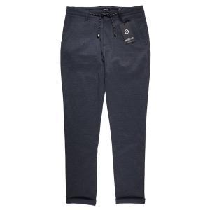 【46】 DISTRETTO 12 ディストレット12 ニットパンツ メンズ ネイビー 紺 並行輸入品 ズボン|utsubostock|02