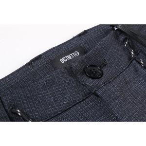 【46】 DISTRETTO 12 ディストレット12 ニットパンツ メンズ ネイビー 紺 並行輸入品 ズボン|utsubostock|04