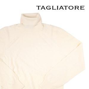 【52】 TAGLIATORE タリアトーレ タートルネックセーター GSI1804 メンズ 秋冬 ホワイト 白 並行輸入品 ニット 大きいサイズ utsubostock
