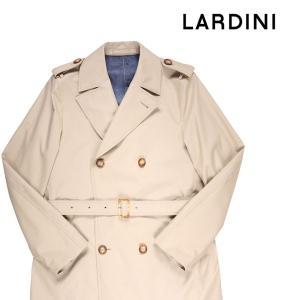 【48】 LARDINI ラルディーニ トレンチコート メンズ ベージュ 並行輸入品 アウター トップス|utsubostock