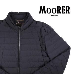 【56】 MOORER ムーレー ダウンジャケット TEMISTO メンズ 秋冬 ネイビー 紺 並行輸入品 アウター トップス 大きいサイズ|utsubostock