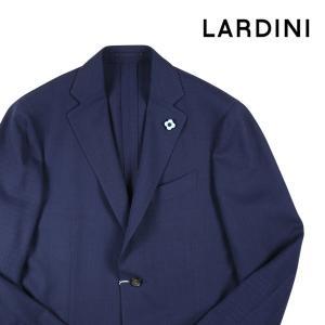 【50】 LARDINI ラルディーニ ジャケット メンズ 春夏 チェック ネイビー 紺 並行輸入品 アウター トップス|utsubostock