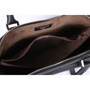 SERAPIAN セラピアン ブリーフケース メンズ ブラック 黒 レザー 並行輸入品|utsubostock|11