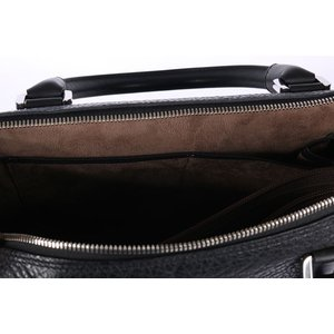 SERAPIAN セラピアン ブリーフケース メンズ ブラック 黒 レザー 並行輸入品|utsubostock|13