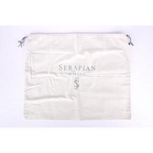 SERAPIAN セラピアン ブリーフケース メンズ ブラック 黒 レザー 並行輸入品|utsubostock|19