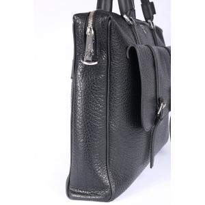 SERAPIAN セラピアン ブリーフケース メンズ ブラック 黒 レザー 並行輸入品|utsubostock|05