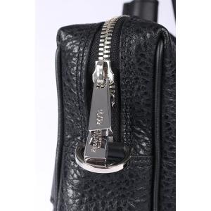 SERAPIAN セラピアン ブリーフケース メンズ ブラック 黒 レザー 並行輸入品|utsubostock|06