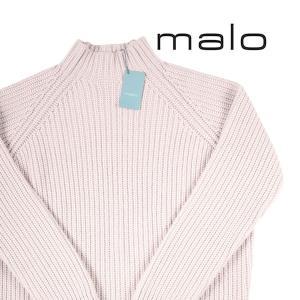 【56】 malo マーロ ハイネックセーター メンズ 秋冬 カシミヤ100% ホワイト 白 並行輸入品 ニット 大きいサイズ|utsubostock