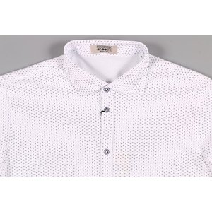 【S】 SEEKER GROOVE シーカーグルーブ 長袖シャツ メンズ ドット ホワイト 白 並行輸入品 カジュアルシャツ|utsubostock|03