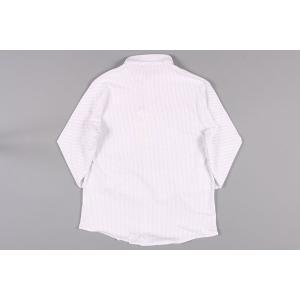 【S】 SEEKER GROOVE シーカーグルーブ 長袖シャツ メンズ ドット ホワイト 白 並行輸入品 カジュアルシャツ|utsubostock|05