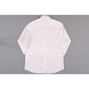 【L】 FREEMAN SARTORIA フリーマンサルトリア 長袖シャツ メンズ 春夏 ホワイト 白 並行輸入品 カジュアルシャツ utsubostock 05