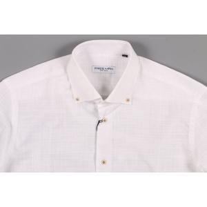 【XL】 FREEMAN SARTORIA フリーマンサルトリア 長袖シャツ メンズ 春夏 ホワイト 白 並行輸入品 カジュアルシャツ|utsubostock|03