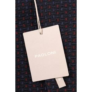 【56】 PAOLONI パオローニ ジャケット メンズ 秋冬 ネイビー 紺 並行輸入品 アウター トップス 大きいサイズ|utsubostock|12