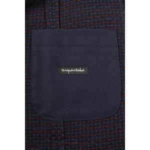 【56】 PAOLONI パオローニ ジャケット メンズ 秋冬 ネイビー 紺 並行輸入品 アウター トップス 大きいサイズ|utsubostock|10