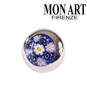 MONART モナート ラペルピン メンズ ブルー 青 並行輸入品|utsubostock