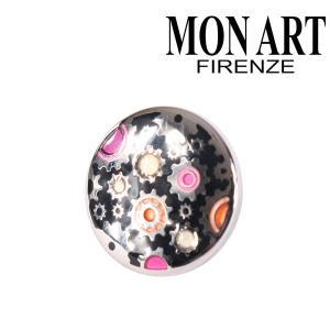 MONART モナート ラペルピン メンズ ブラック 黒 並行輸入品|utsubostock
