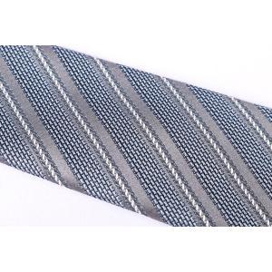 Brioni ブリオーニ ネクタイ O61D00 P2M03 0003 メンズ シルク100% ストライプ ブルー 青 並行輸入品|utsubostock|05