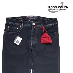 【33】 JACOB COHEN ヤコブコーエン ジーンズ J688 メンズ ネイビー 紺 並行輸入品 デニム utsubostock