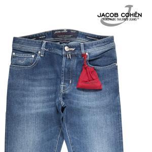【30】 JACOB COHEN ヤコブコーエン ジーンズ J688 メンズ ブルー 青 並行輸入品 デニム|utsubostock