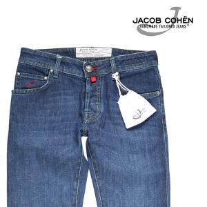 【30】 JACOB COHEN ヤコブコーエン ジーンズ PW622 メンズ ブルー 青 並行輸入品 デニム|utsubostock