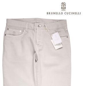 【48】 BRUNELLO CUCINELLI ブルネロクチネリ ジーンズ M051KJ1180 メンズ グレー 灰色 並行輸入品 デニム|utsubostock