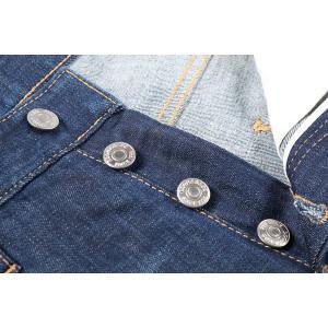 【50】 DSQUARED2 ディースクエアード ジーンズ S71LB0460 メンズ ブルー 青 並行輸入品 デニム|utsubostock|11