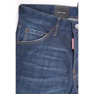 【50】 DSQUARED2 ディースクエアード ジーンズ S71LB0460 メンズ ブルー 青 並行輸入品 デニム|utsubostock|03