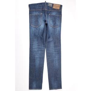 【50】 DSQUARED2 ディースクエアード ジーンズ S71LB0460 メンズ ブルー 青 並行輸入品 デニム|utsubostock|06