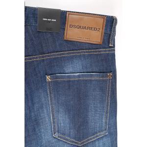 【50】 DSQUARED2 ディースクエアード ジーンズ S71LB0460 メンズ ブルー 青 並行輸入品 デニム|utsubostock|07