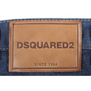 【50】 DSQUARED2 ディースクエアード ジーンズ S71LB0460 メンズ ブルー 青 並行輸入品 デニム|utsubostock|08