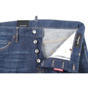 【50】 DSQUARED2 ディースクエアード ジーンズ S71LB0460 メンズ ブルー 青 並行輸入品 デニム|utsubostock|09