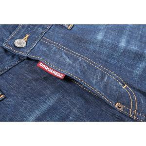 【50】 DSQUARED2 ディースクエアード ジーンズ S71LB0460 メンズ ブルー 青 並行輸入品 デニム|utsubostock|10